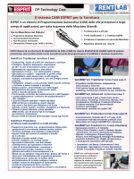 Il sistema CAM ESPRIT per la Tornitura - MECH-LAB