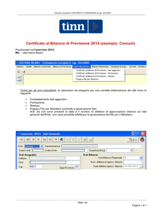 1 - Istruzioni Certif. Bil. 2013