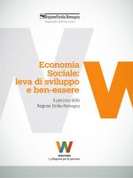 Economia sociale: leva di sviluppo e ben-essere. Il