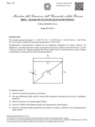 2014/2 - Liceo Scientifico Galilei