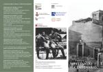 programma - Centro Interuniversitario di Storia Culturale