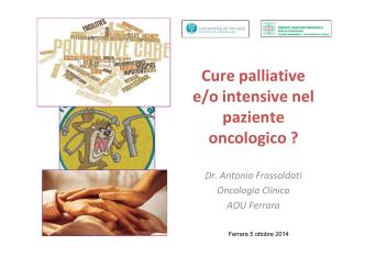 Cure palliative e_o intensive nel paziente oncologico