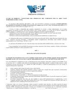 DIREZIONE GENERALE - Dossier Sanitario del Cittadino
