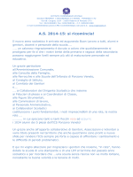A.S. 2014-15: si ricomincia!