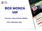 Box Monza Vip Hospitality