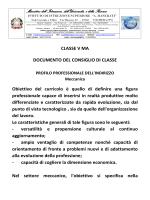 Perito Meccanico cl. 5MA - Istituto Istruzione Superiore Maserati