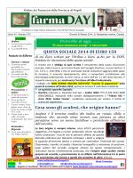QUOTA SOCIALE 2014 DI EURO 150 Cosa sono gli acufeni, che