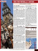 GRAN TOUR PORTOGALLO E SANTIAGO