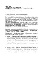 SACAL S.p.A. AEROPORTO DI LAMEZIA TERME (CZ) LAVORI DI