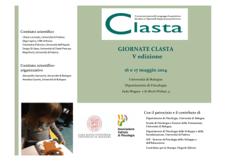 abstract - clasta