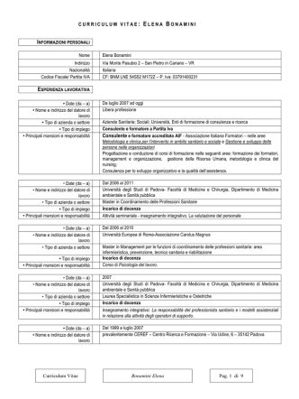 curriculum\BONAMINI ELENA