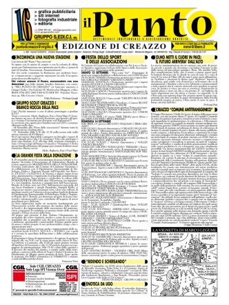 creazzo - ovestvicentino.net