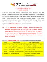 Regolamento - Scuderia Nissena Auto Storiche