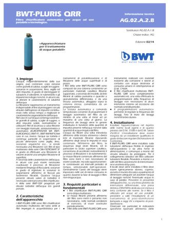 BWT-PLURIS QRR