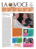 La Voce n.26 del 11 Luglio 2014
