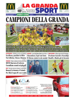 N° 17 BIS – La Granda Sport del 12/05/2014