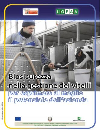 Biosicurezza nella gestione dei vitelli per esprimere al meglio il