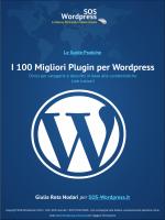 100 Migliori Plugin per Wordpress