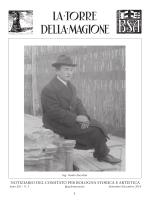 Settembre-Dicembre - Comitato per Bologna Storica Artistica