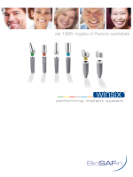 Scarica la Brochure del Sistema Implantare WINSIX.