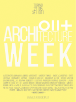 Brochure OII + Architecture Week scarica