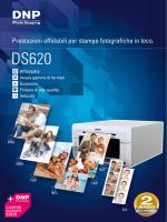 Brochure DS620