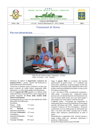 A.N.A.I.M. Associazione Nazionale Arditi Incursori Marina