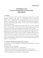 Piano Finanziario Tari 2014 - Comune di Castelfranco di Sotto