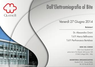 Corso_Teorico Pratico Elettromiografia