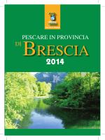 Libretto Pesca Prov. di Brescia - Pesca su fiume e lago a Varese