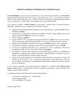 Convenzione CAF UCI - Università degli Studi di Sassari
