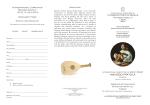 """MAURIZIO PRATOLA - Conservatorio di Musica """"Alfredo Casella"""""""