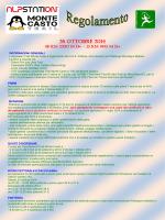 Regolamento - GSA Pollone