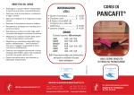 PANCAFIT® - Il Gabbiano