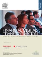 FINANCIAL DIGITAL TRANSFORMATION