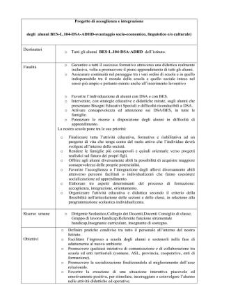 alunni BES-L.104-DSA-ADHD - Istituto Comprensivo 1 Taormina