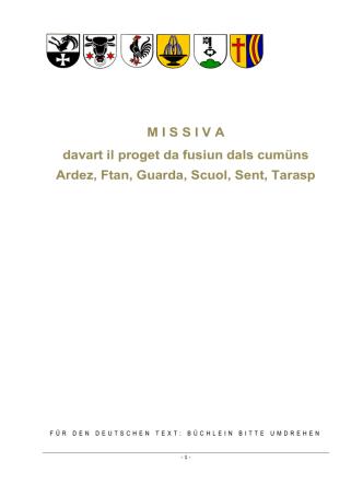 2014 02 24 Missiva FINALA rumantsch lectorà