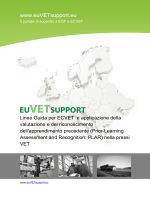 Guidelines on application ECVET in VET praxis