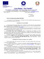 """circolare iscrizioni 201516 - """"Vito Capialbi"""" Vibo Valentia"""