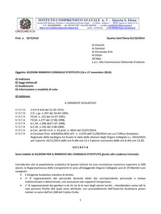 Circ.35_Decreto Elezioni Rinnovo CdI 2014-2017