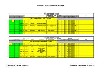 Calendario Gare 2014/2015 (PDF)