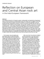 Read the article as pdf - Scandinavian Society for Prehistoric Art