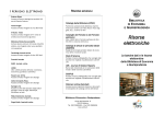 Risorse elettroniche - Università degli Studi di Brescia