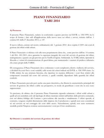 allegato 2 delibera tari 2014