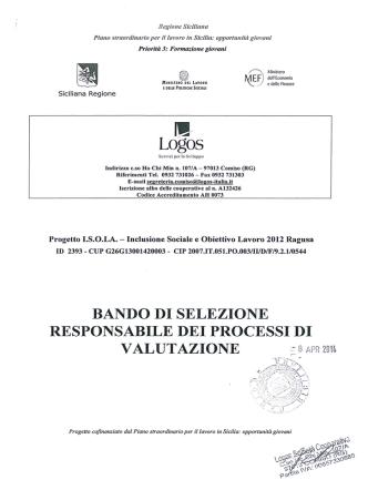 Bando - Logos Italia