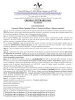 scarica il bando di concorso in formato pdf