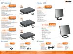 DvR standard Monitor LCD Accessori Accessori