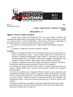 elezione per CdC e OGI - Liceo Scientifico Salvemini