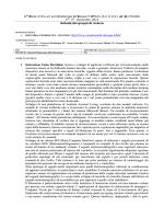 • Interazione Uomo Macchina: ricerca e sviluppo