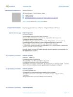 Curriculum Vitae - Comune di Palermo